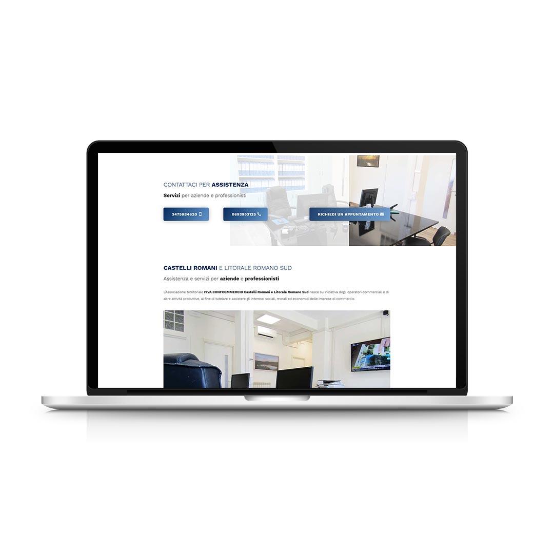 Progetti WEB - FIVA Confcommercio
