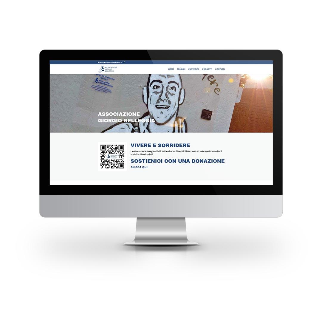 Progetti WEB - Giorgio Belleggia