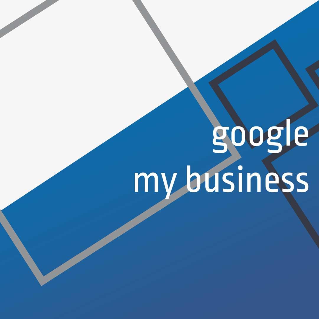 Servizi WEB - Google My Business