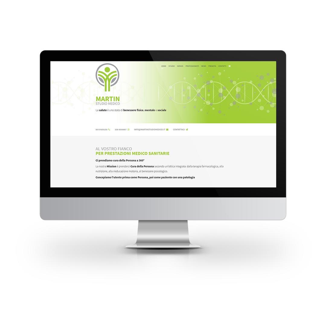 Progetti WEB - Martin Studio Medico