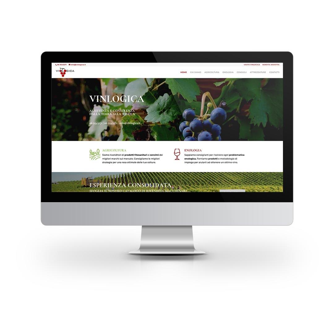 Progetti WEB - Vinlogica